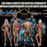 Do you want THE WINNING TAN at the European championships in Santa Susanna?